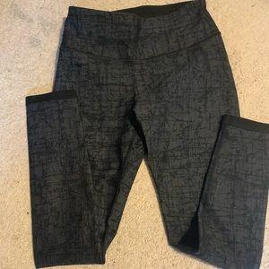 Calvin Kline compression running leggings